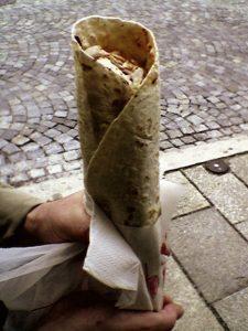Pan Durum Kebab