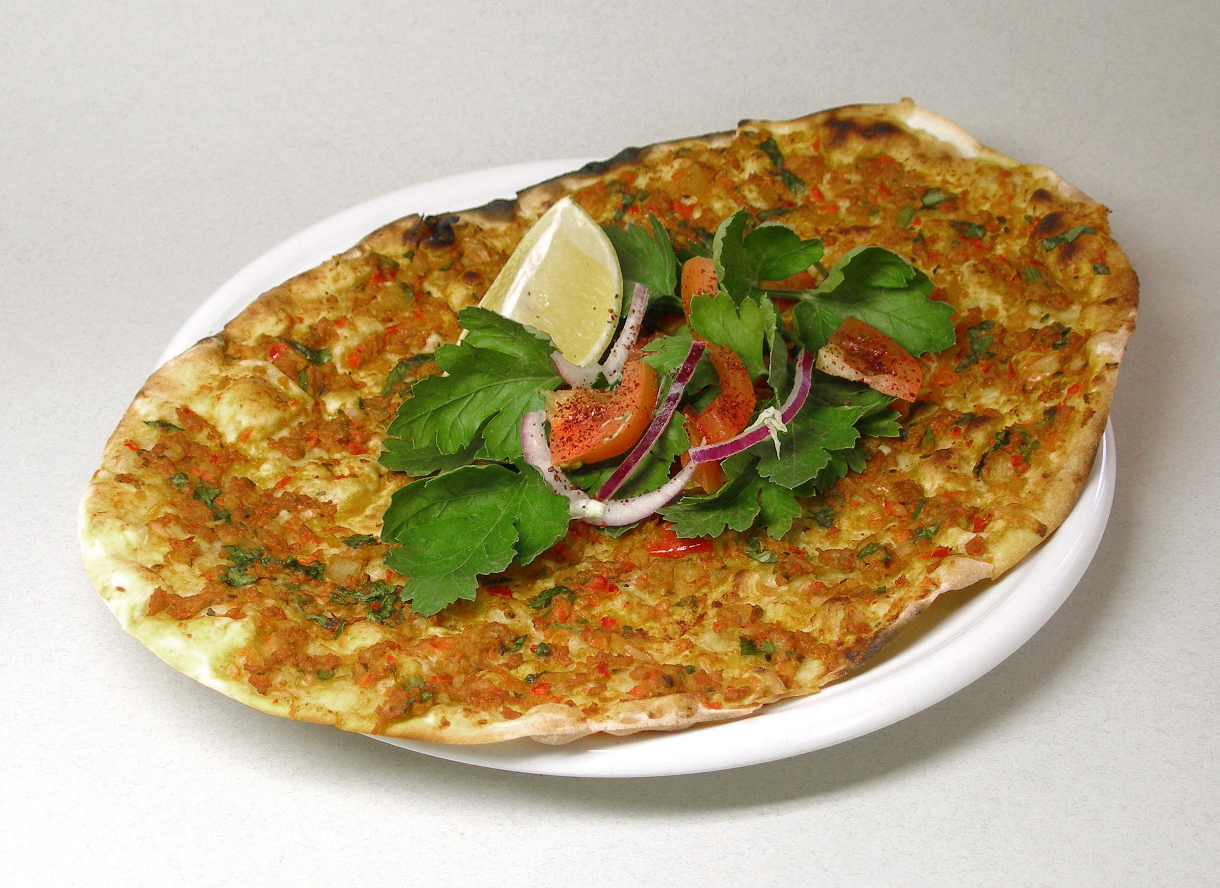 Pizza Turca Lahmacun