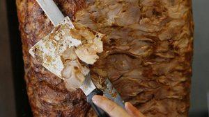 Carne para shawarma