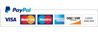 Paga tu carne de kebab con Paypal y tarjetas de credito