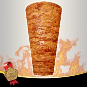Pincho de Filete de Ternera y Pavo congelado