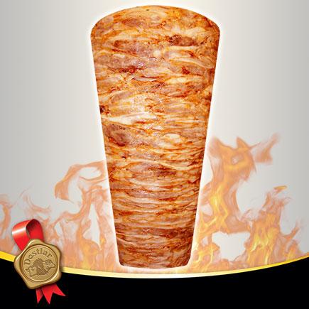 Pincho Kebab Congelado Ternera Dostlar